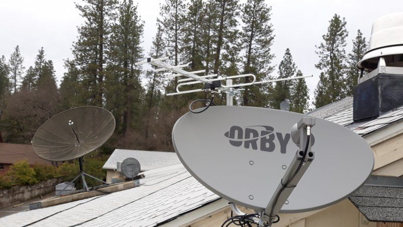 Professional Install of Orby TV | SatelliteGuys US