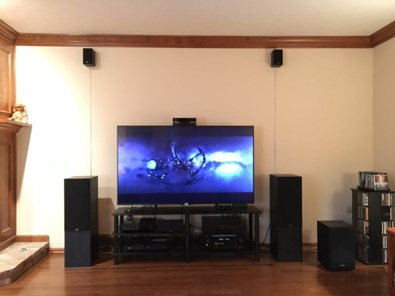 Adding Height Speakers For Dolby Atmos And Dts X