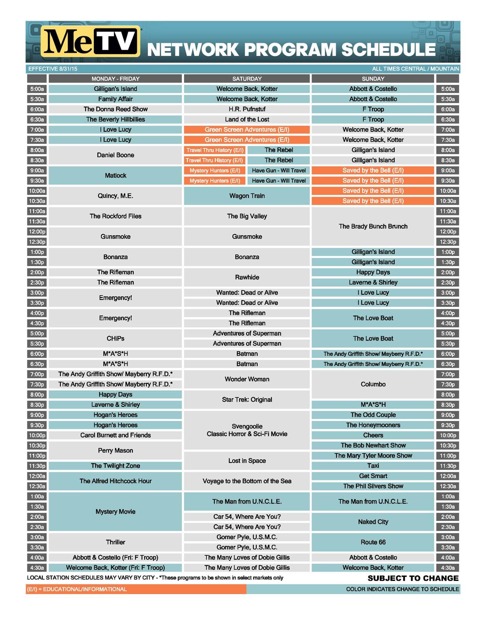 Summer Schedule To Keep Kids Activ